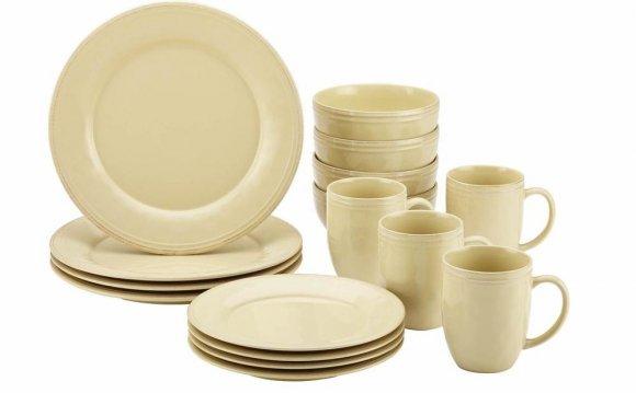 Cucina Dinnerware 16-Piece