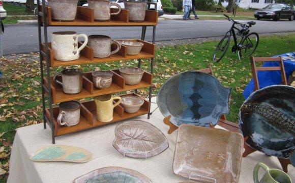 More pictures of my pottery