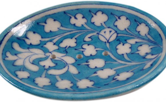 Designer Pottery coster