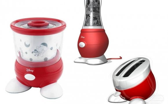 Disney Kitchen Appliances