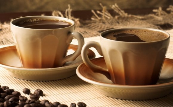 960x544 Wallpaper cup, coffee
