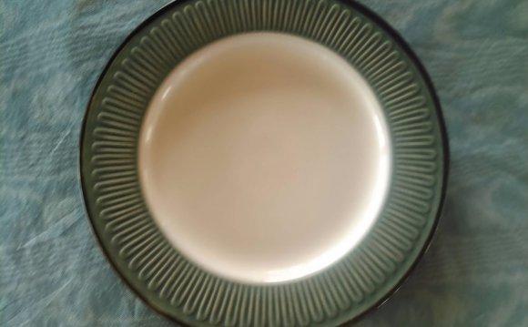 Fisher Stoneware Plate | eBay