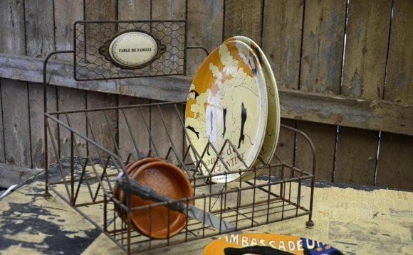 French Country Kitchen Dishes