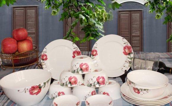 Tableware dinner sets