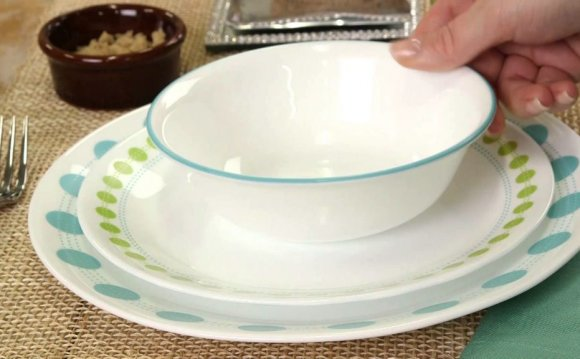 Country Style Dinnerware