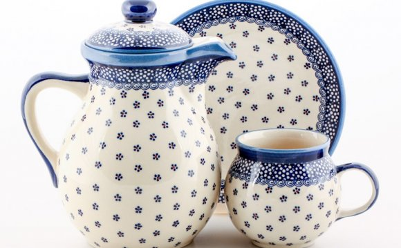 Wiza, Polish pottery