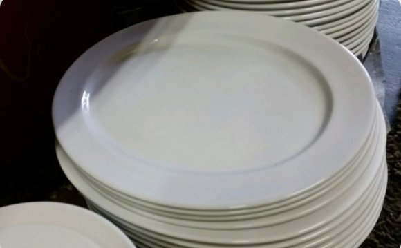 Cheap White China Plates
