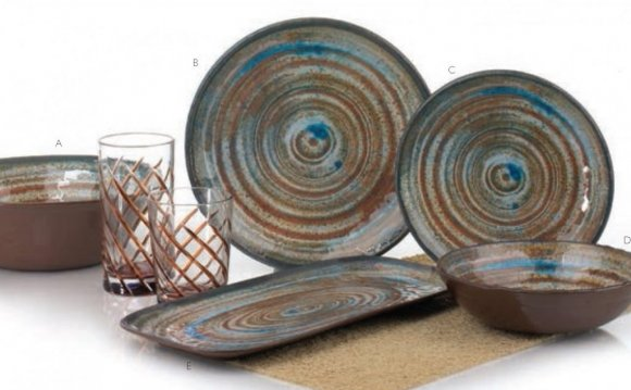 Glazed Dinnerware Sets