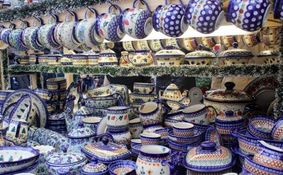Polish Pottery 2
