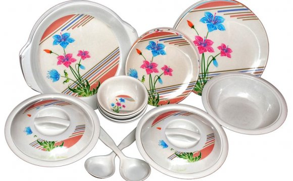 Buy Choice 32 Pcs Melamine