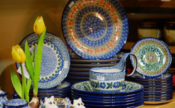 Polish Pottery, made in Poland