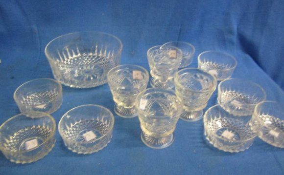 Arcoroc France glassware