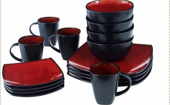 Gibson Stoneware Dishes