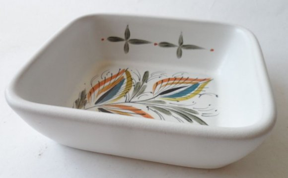 Stoneware Pottery Dishes