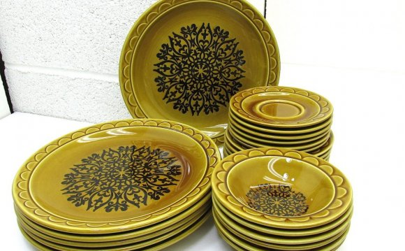Coventry Castilian Ceramic