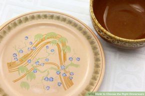 Image titled Choose the Right Dinnerware Step 7