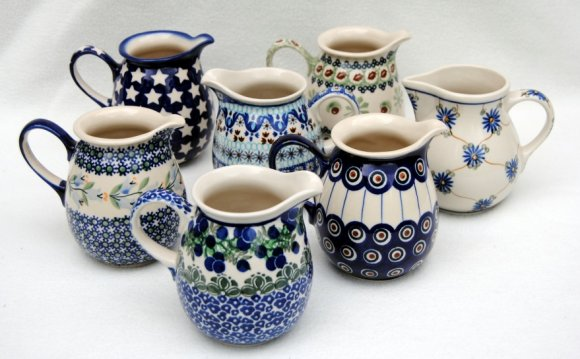 Polish Pottery seconds