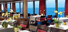 Lido Restaurant - Cruise Ship Dining - Holland America Cruises
