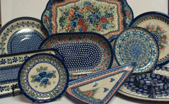 Polish Pottery Dinnerware
