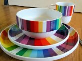 Colourful Dinnerware Sets