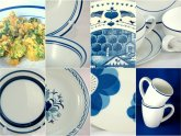 Dinnerware mix and match