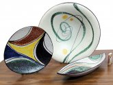 Modern Plates and bowls