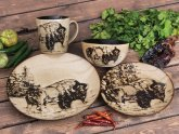 Southwest style Dinnerware Sets