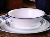 White Stoneware Dinnerware Sets