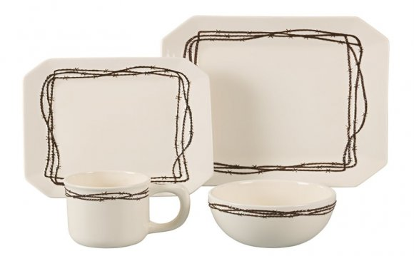 Western Dinnerware Sets