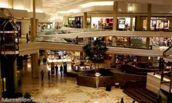 Woodfield Mall in Chicago